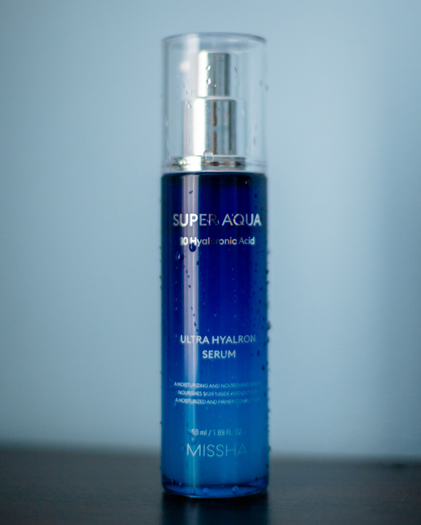 MISSHA Super Aqua Ultra Hyalron Serum